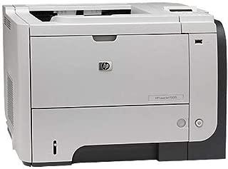 HP P3015N Laserjet Enterprise Monochrome Laser Printer (CE527A) (Renewed)