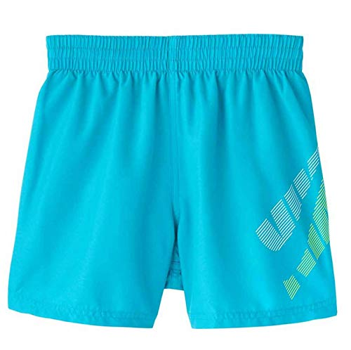 Nike Jungen 4 Volley Short Schwimm-Slips, Oracle Aqua, L