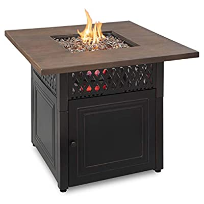 """Endless Summer Dual Heat 2 in 1 Propane Fire Pit & Outdoor Heater 