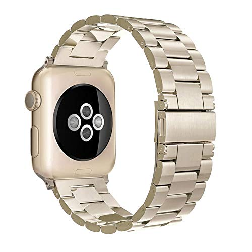 Simpeak Correa 38mm Compatible con Apple Watch 6/SE/5/4/3/2/