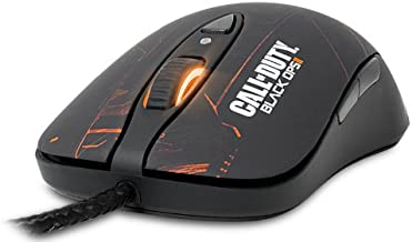 SteelSeries Call of Duty Black Ops II Gaming Mouse