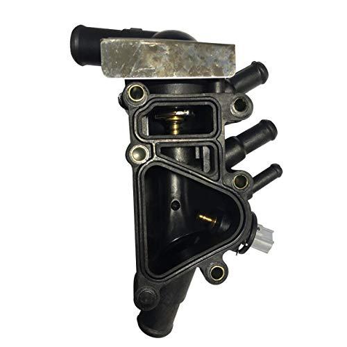 HONZIRY Sensor de Caja del termostato para Ford KA 1.3 1.6 Duratec (2002-2008)