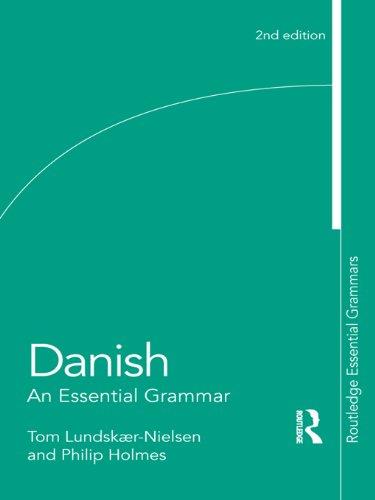 Danish: An Essential Grammar (Routledge Essential Grammars)