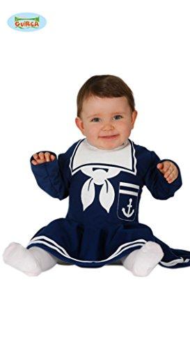 Generique - Déguisement Robe Marin Bleue Bébé