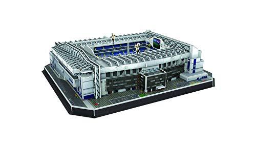 Paul Lamond Tottenham Hotspur F.C. Stade 3D Puzzle Hart Lane (Blanc)