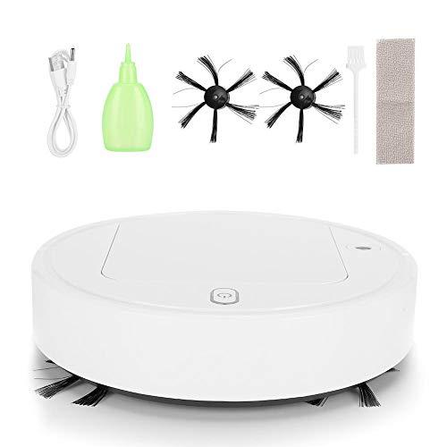 Kehrroboter, Wi-Fi-Wischautomat Smart Sweeper, für harte Böden Teppich Faserige Objekte Schwimmender Staub