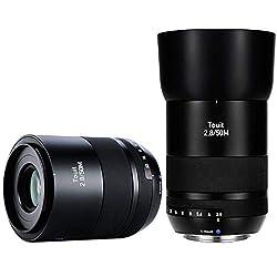 ZEISS Touit 2.8/50M für Spiegellose APS-C-Systemkameras von Fujifilm (X-Mount)