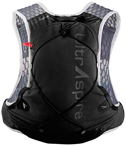 Ultraspire Alpha 3.0 Pitch Mochila, Unisex Adulto, Negro, S