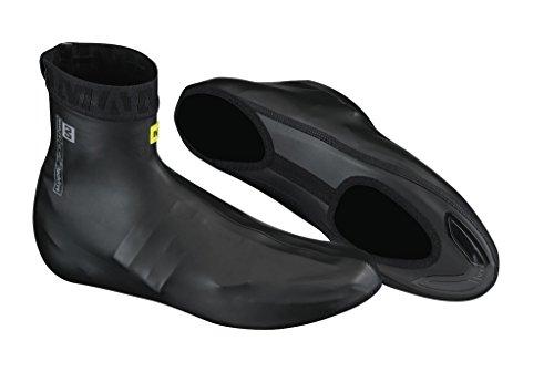 Mavic Couvre-Chaussures Pro H2O noir Vêtements Vélo Homme noir Taille M (39 1/3 - 42)