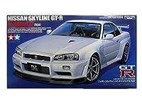 TORAYA 1/24 タミヤ スカイライン GT-R R34 VspecII