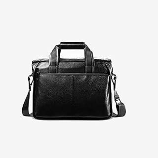 حقيبة ظهر Chliuchihjklstb، حقيبة يد من الجلد مصمم حقيبة كاجوال للرجال (اللون: B)