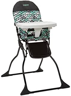 Simple Fold High Chair, Choose Your Pattern / Spritz
