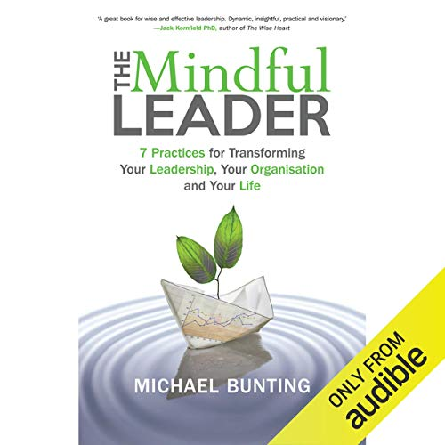 The Mindful Leader cover art