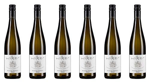 Wilker Riesling Kabinett 2019 Trocken (6 x 0.75 l)