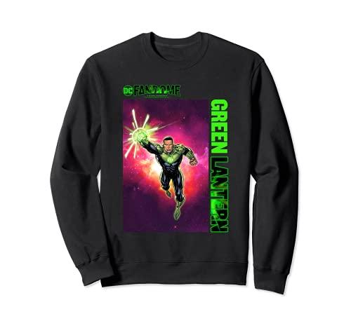DC Fandome Linterna Verde Pose Sudadera