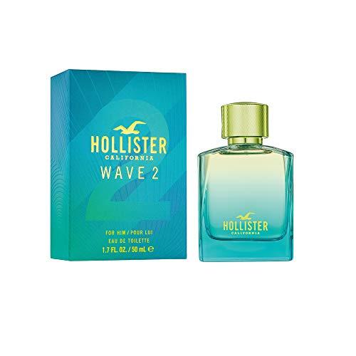 Hollister Wave 2 for Him, Eau de Toilette 50ml