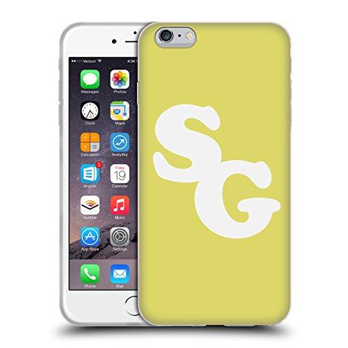 Head Case Designs Licenza Ufficiale Selena Gomez SG Arte Front Arte Chiave Cover in Morbido Gel Compatibile con Apple iPhone 6 Plus/iPhone 6s Plus