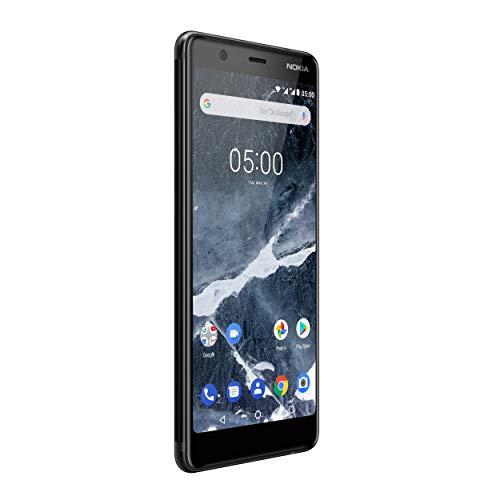 Nokia 5.1 Version 2018 Smartphone (5,5 Zoll) 16GB, 2GB RAM - 4
