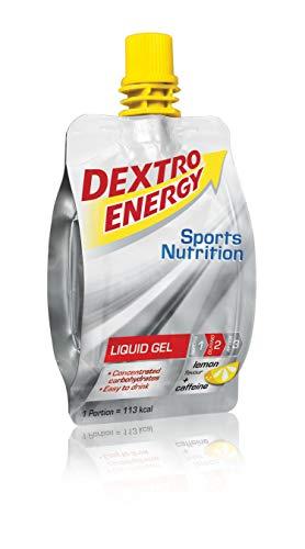 Dextro Energy - Liquid Gel 1 x 60ml Lemon + Koffein (18er Pack)