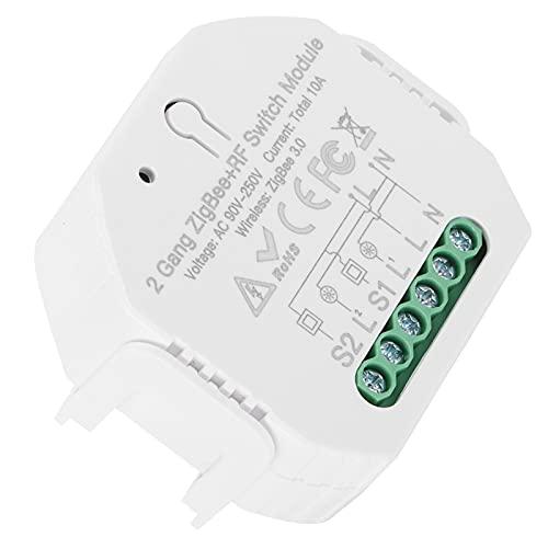 EFFACER Módulo de Interruptor, Controlador de Encendido y Apagado de Material de PC de Accesorios de luz para Hotel para Oficina para el hogar