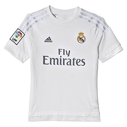 Camiseta Real Madrid CF 1ª Equipación 2015/2016 Niños