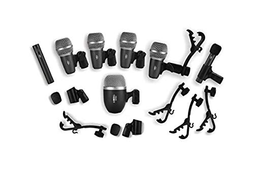 Wired Microphone Kit for Drum an...