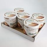 Iberitos - Crema De Queso Torta - 5 Unidades X 700 Gramos