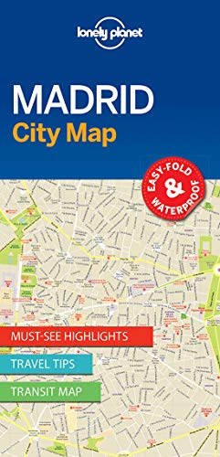 Madrid City Map 1