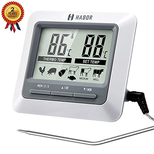 4. Habor Grillthermometer