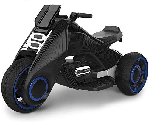 Skwenp Geschenke Kinder Spielzeug Rc Kinder Elektro-Auto-Kind-Motorrad-Double-Drive Fernbedienung Auto Rc Lectric Auto-Jungen-Mädchen reiten können Dreirädrige Car Can Menschen Ladeflasche Batterie-Au*