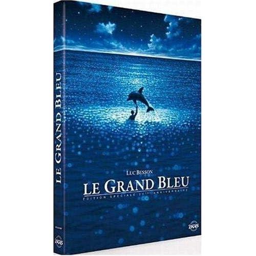 Le Grand Bleu - Speciale Edition 20 Ans (2 Dvd) [Edizione: Francia]