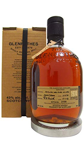 Glenrothes - Single Speyside Malt - 1974 29 year old Whisky
