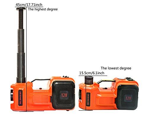 YASI MFG - Kit Elevador hidráulico Eléctrico DE