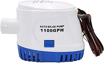 creatorele 12V 24V 1100GPH 750GPH 600GPH Submersible Bilge Water Pump