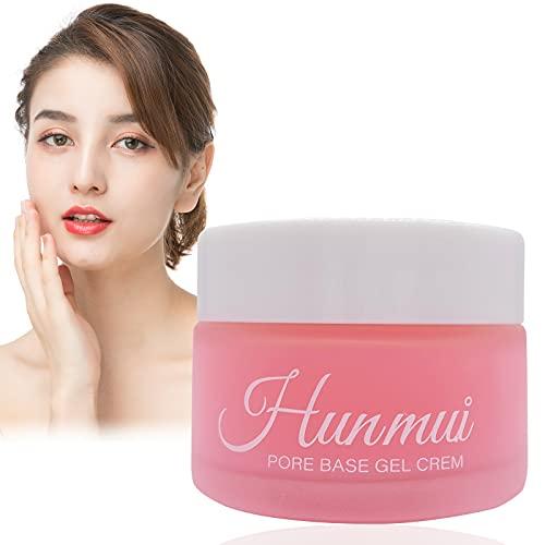 Pore Primer Gel Cream, Pore Shrink Cream,Magical Perfecting Base Face Primer Under Foundation,Make-Up Basis Concealer Cream, Invisible Pores Face Primer Makeup Matte Base