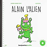 Alain l'alien (1CD audio)