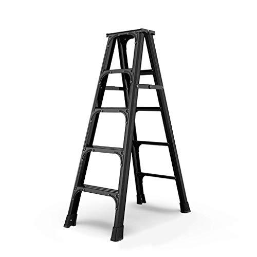ZLXLX Indoor Sportuitrusting Stepper, Fitness Pedaal Fitness Home Ladder Aluminium Ladder Verdikte Discourse Huisvesting Projecten Multifunctionele Vouwladder Binnen Stepper,B B