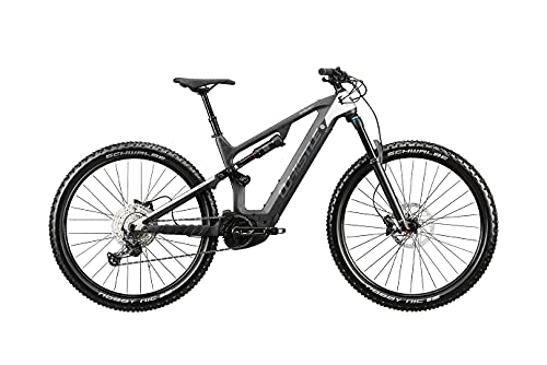whistle b-rush c7.1 carbon mtb full elettrica mountain e-bike 29'' bosch 625wh (17,5''(mt.1,65/1,75))