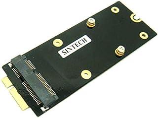 Sintech mSATA SSD Card for Upgrade 7+17Pin 2012-Early 2013 Year MacBook PRO Retina SSD