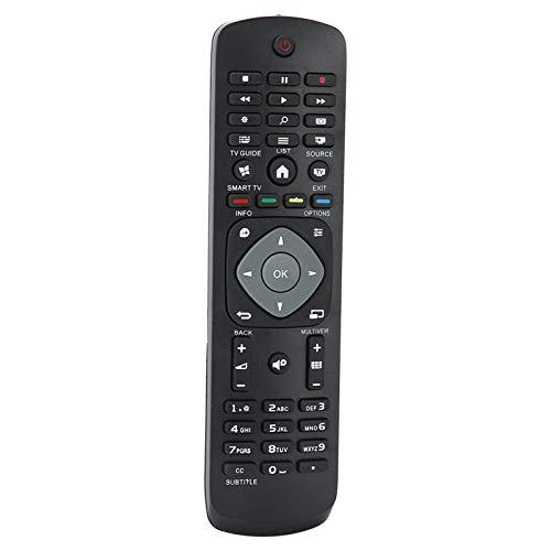 Weikeya Niedrig Leistung Verbrauch Fernseher Fernbedienung Steuerung, 2.*AAA Batterien 10m/33ft Fernsehen Regler Gemacht von Abs