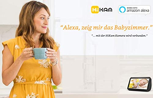 HiKam S6 mini drahtlose IP Überwachungs-Kamera - 7