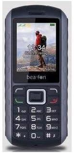 Beafon Al550 Eu001bo Mobiltelefon Dual Sim Tft Farbdisplay Vga Kamera Bluetooth Ip67 Staubdicht Und Wasserdicht 4 6