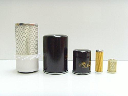 Hanix N150-2 Filter Service Kit