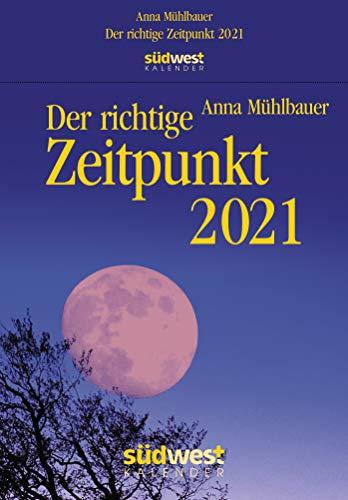 Der richtige Zeitpunkt 2021 Tagesabreißkalender
