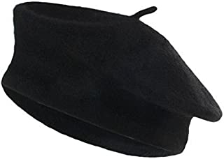 French Wool Berets Hat Artist Casual Fashion Winter Warm Beanie Cap for Women