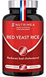 Red Yeast Rice & Coenzyme Q10 - Cholesterol Lowering Supplement - Highest Concentration