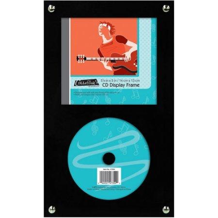 CD Display Frame, Black