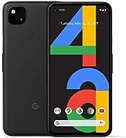 (Renewed) Google Pixel 4A - 128 GB of Storage, 6GB RAM, Just Black