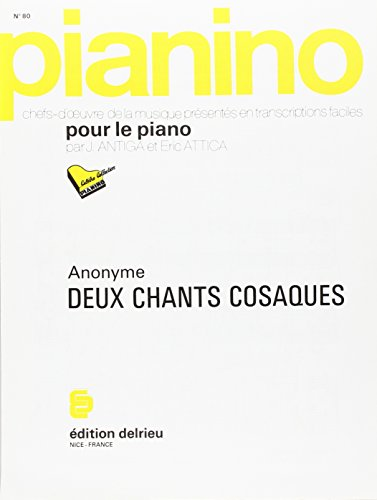 Chants Cosaques (2) - Pianino 80 --- Piano