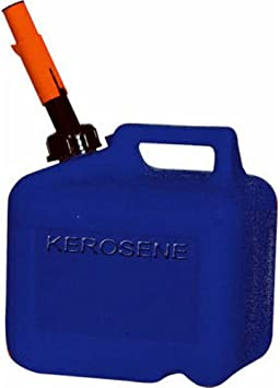 Midwest Can 2600 Kerosene Can - 2 Gallon Capacity: image